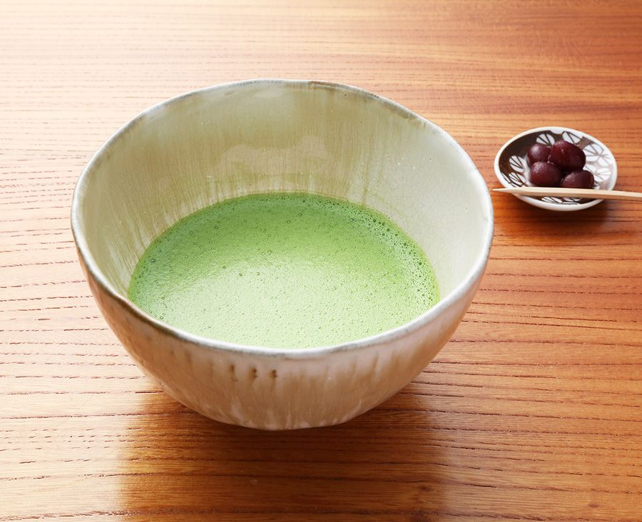 お薄 Matcha Green Tea (Hot)